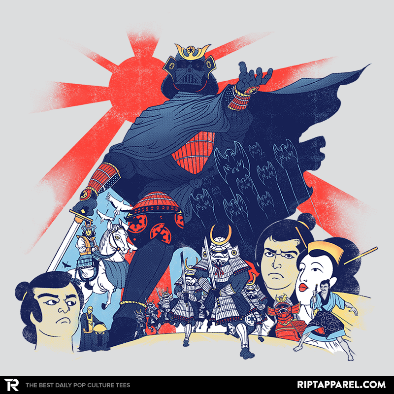 Samurai Wars: Empire Strikes - Collection Image - RIPT Apparel