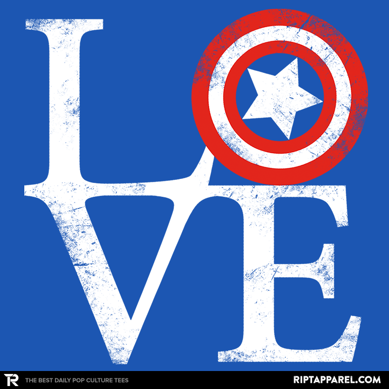 America Love - RIPT Apparel