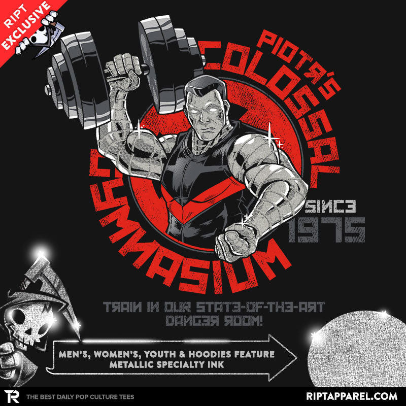 Colossal Gym Exclusive - Collection Image - RIPT Apparel