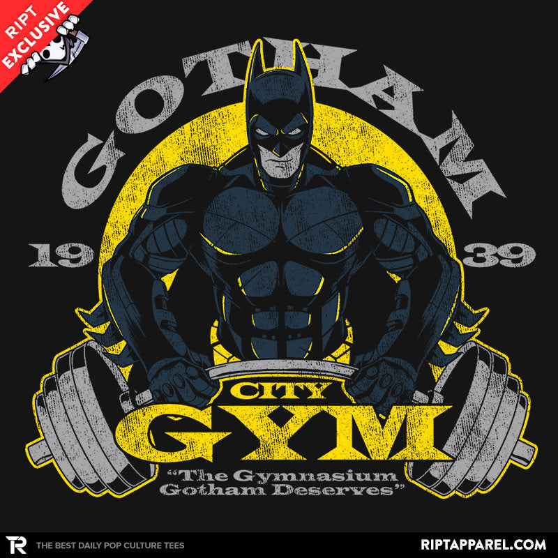 Gotham Gym Exclusive - RIPT Apparel