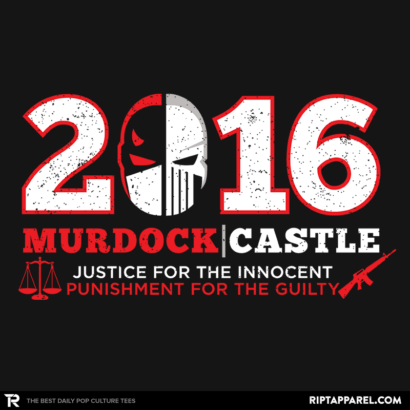 Justice & Punishment 2016 - RIPT Apparel