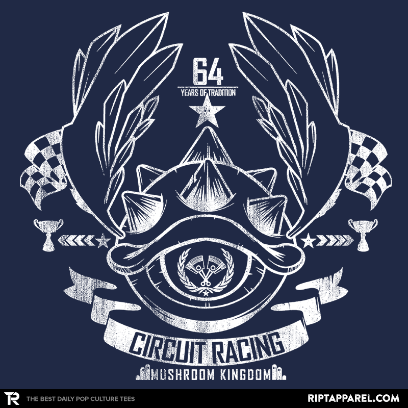 Mushroom Circuit Racing - RIPT Apparel