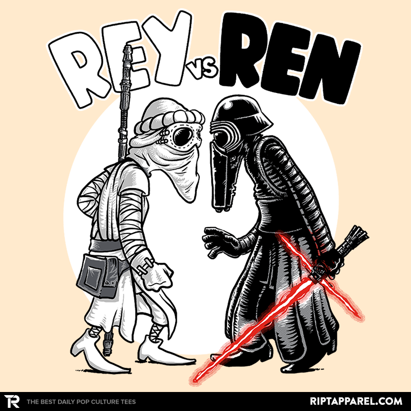 Rey vs Ren - RIPT Apparel