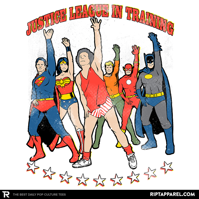 Super Hero Workout - RIPT Apparel