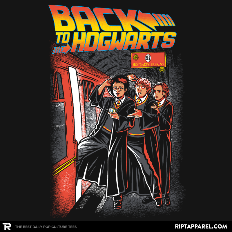 Back To Hogwarts - Collection Image - RIPT Apparel