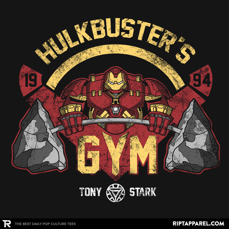 Hulkbuster's Gym - Collection Image - RIPT Apparel