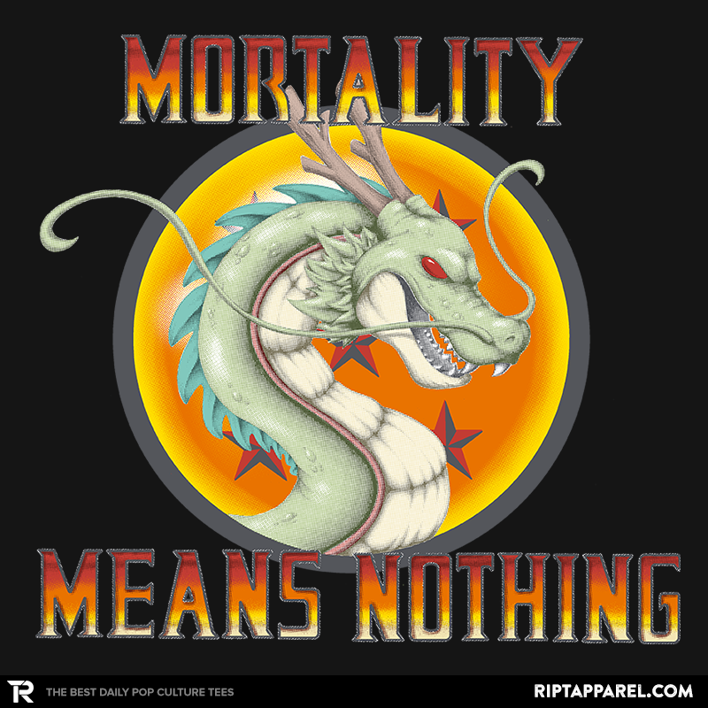 Mortality Means Nothing - RIPT Apparel