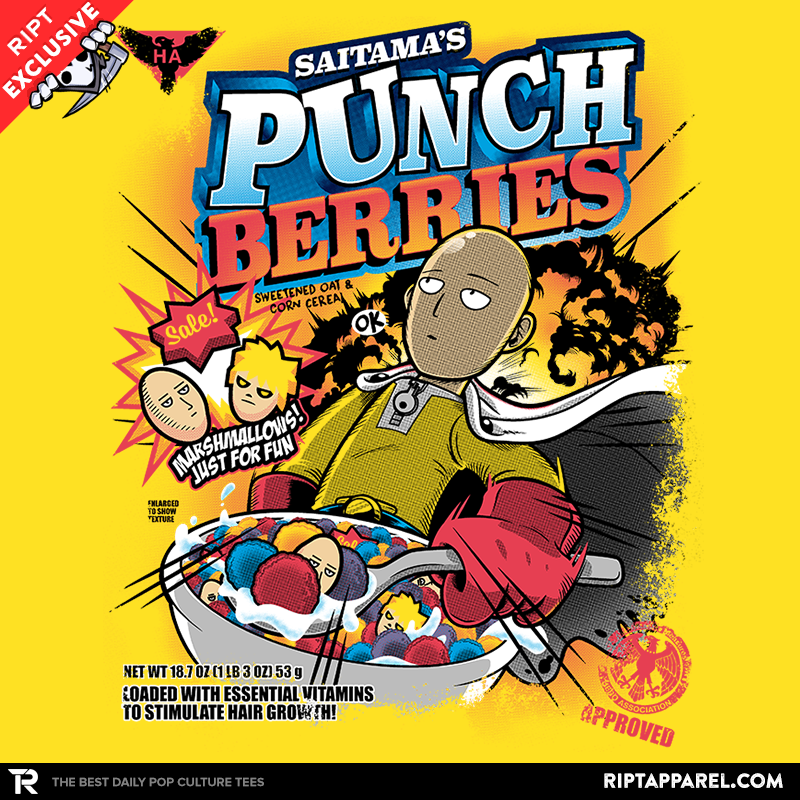 Punch Berries - RIPT Apparel