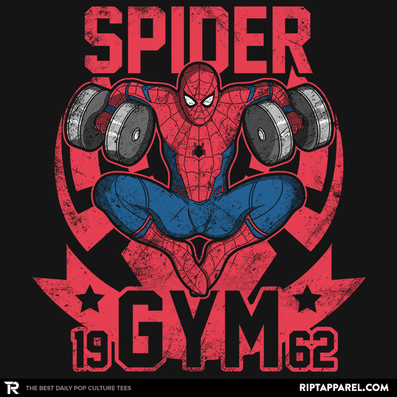 Spider Gym - RIPT Apparel