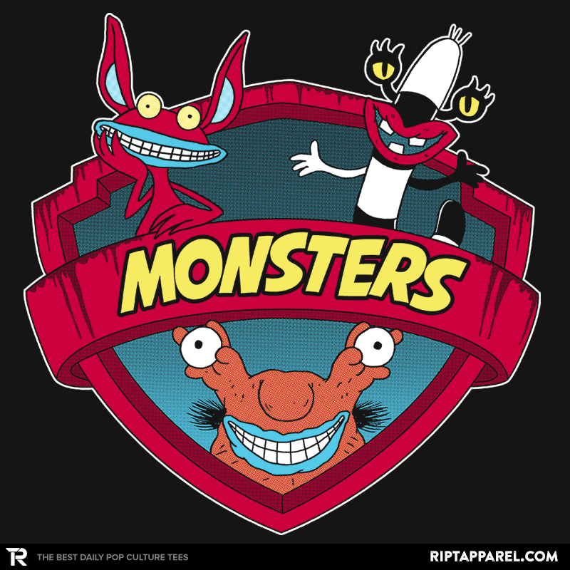 Monsters - RIPT Apparel