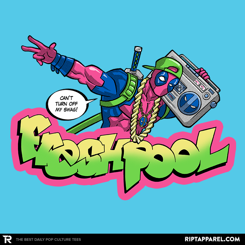 Fresh Pool - RIPT Apparel