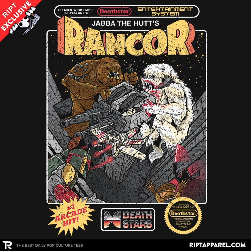 Jabba's Rancor - Collection Image - RIPT Apparel
