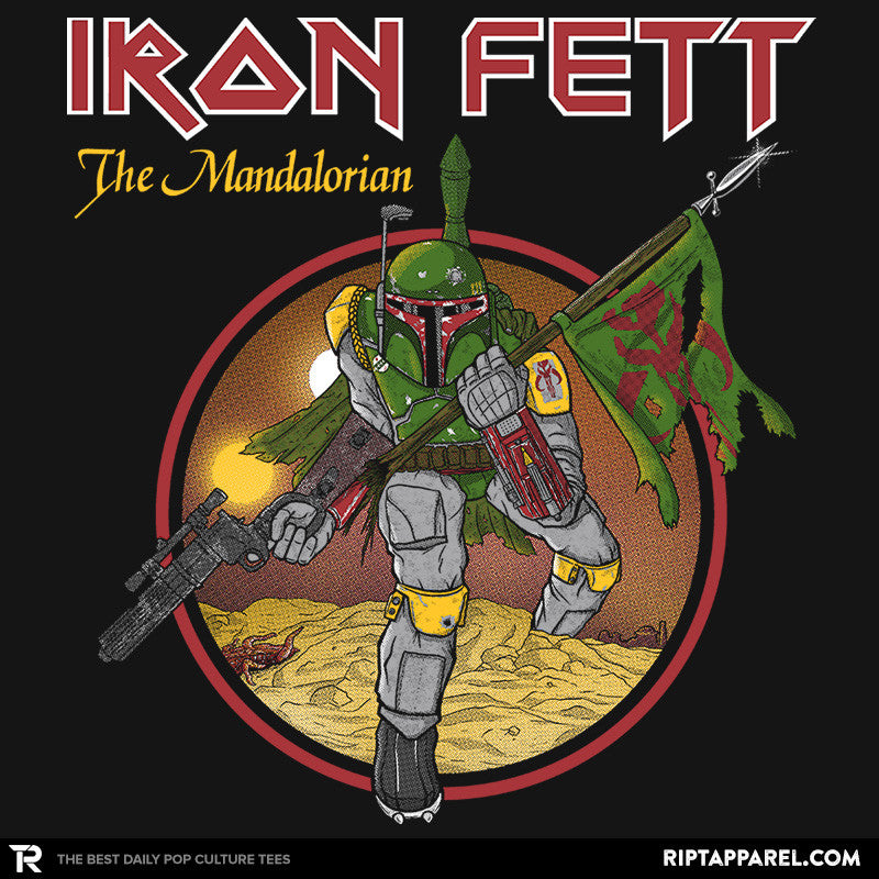 The Mandalorian - Collection Image - RIPT Apparel