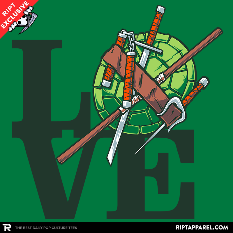 TMNT Love - Collection Image - RIPT Apparel