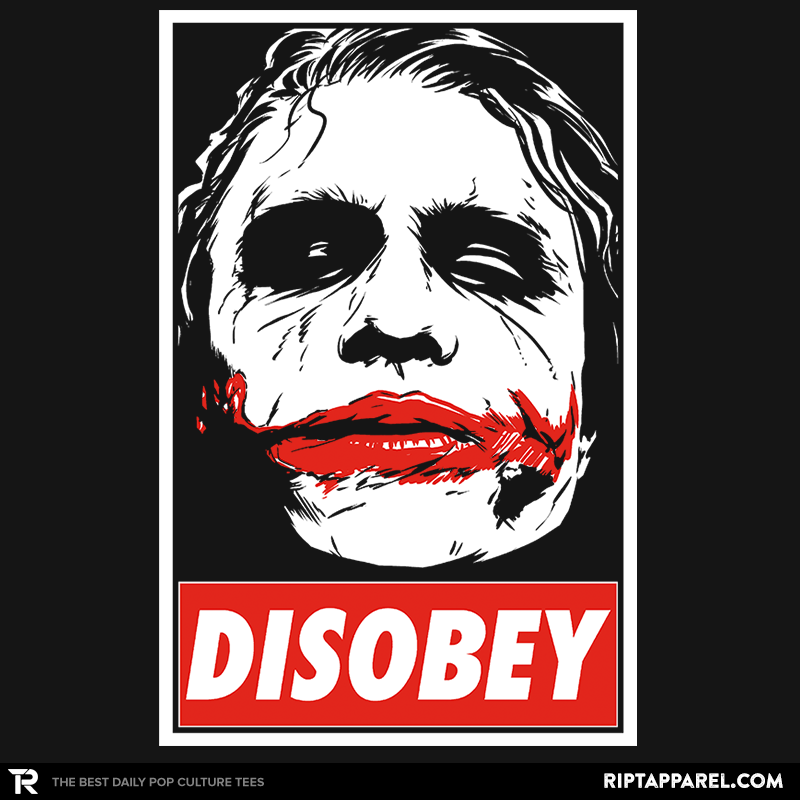Chaos and Disobey - RIPT Apparel
