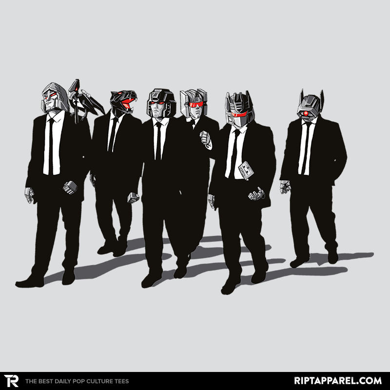 Reservoir Bots - Collection Image - RIPT Apparel