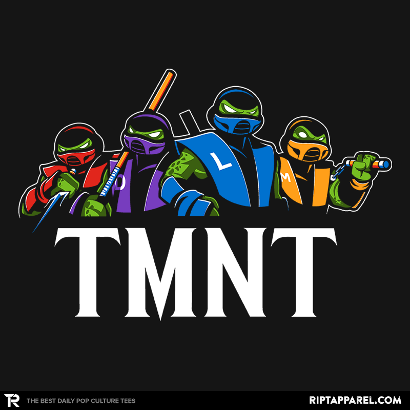 Mortal Turtles - RIPT Apparel