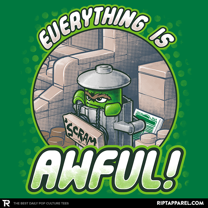 Everything is Awful Exclusive - Collection Image - RIPT Apparel