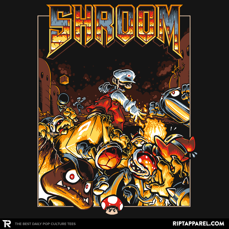 Shroom Exclusive - Collection Image - RIPT Apparel