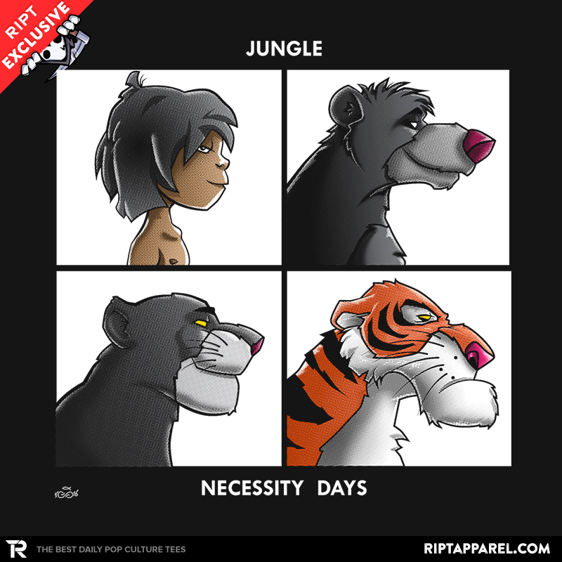 Jungle Days - Collection Image - RIPT Apparel