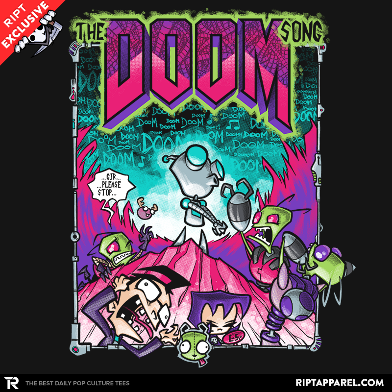 The Doom Song - Collection Image - RIPT Apparel