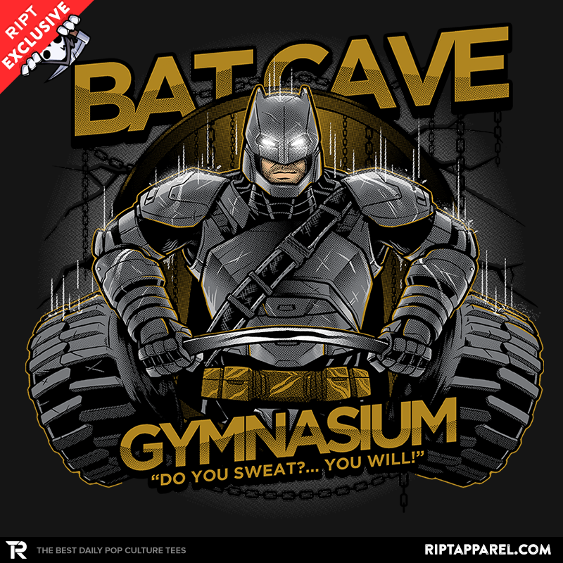 Bat Cave Gym - Collection Image - RIPT Apparel