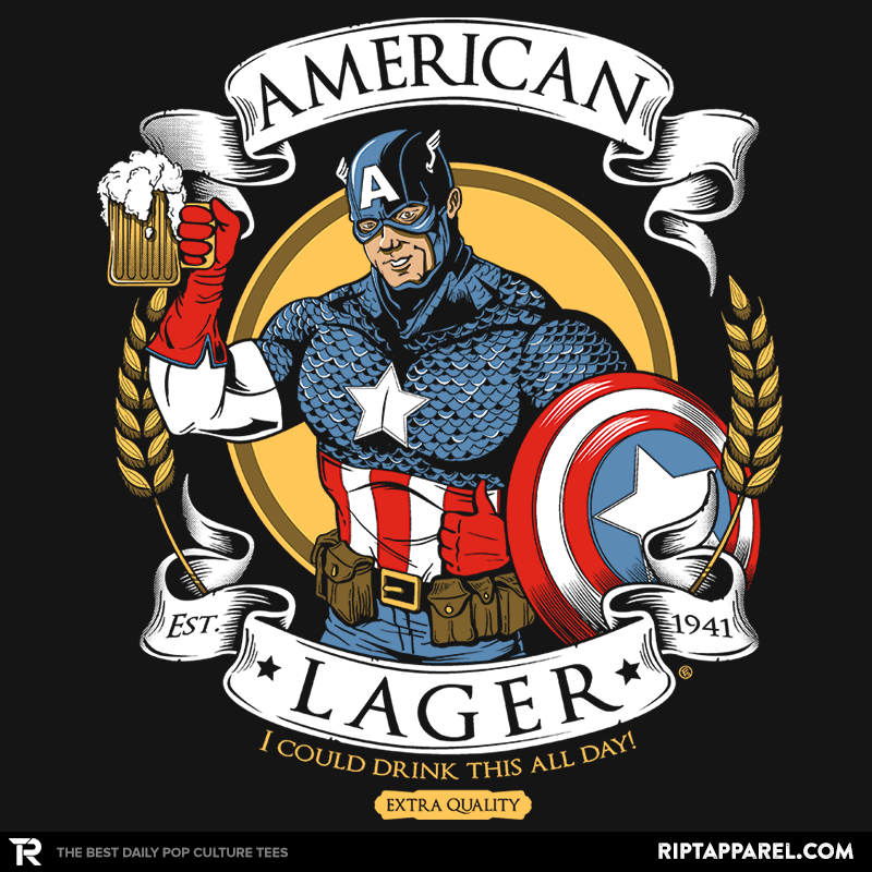 American Lager - Collection Image - RIPT Apparel