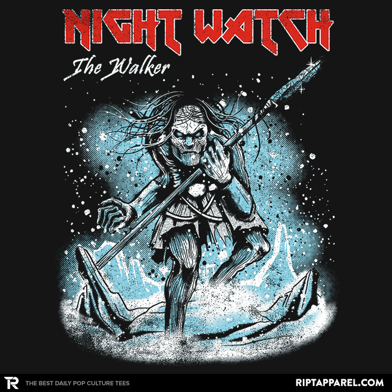 The Walker Reprint - RIPT Apparel