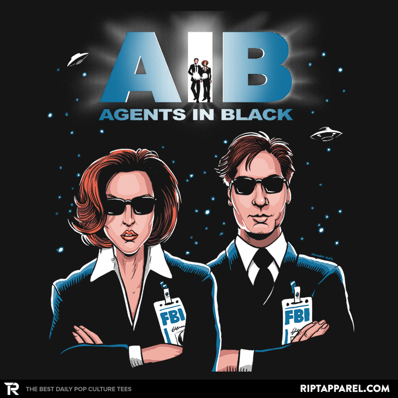 Agents in Black - Summer Blockbuster - RIPT Apparel