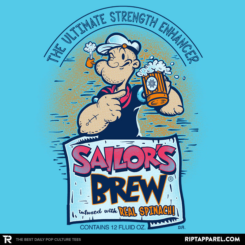 Sailor's Brew - Summer Blockbuster - RIPT Apparel