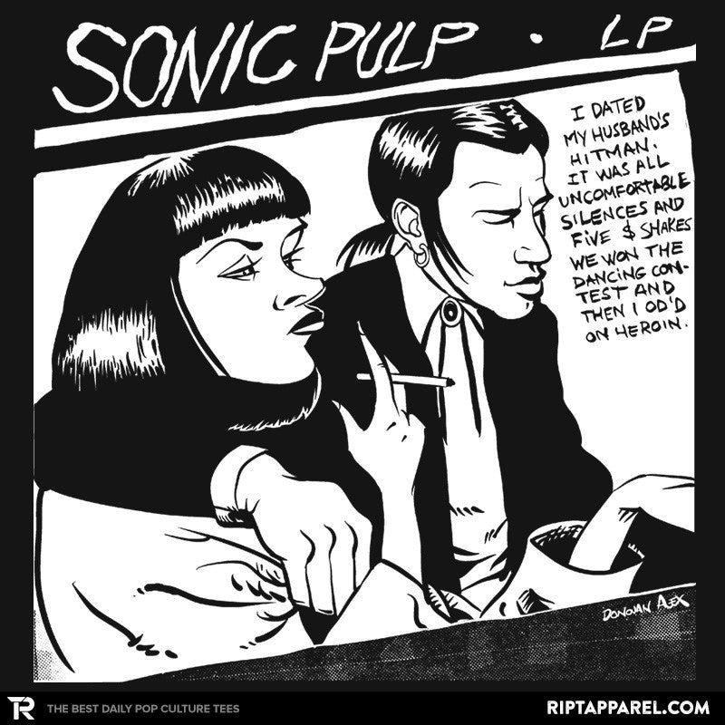 Sonic Pulp - Summer Blockbuster - RIPT Apparel