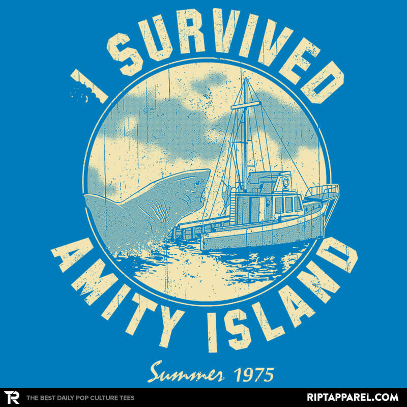 Surviving Amity - Collection Image - RIPT Apparel