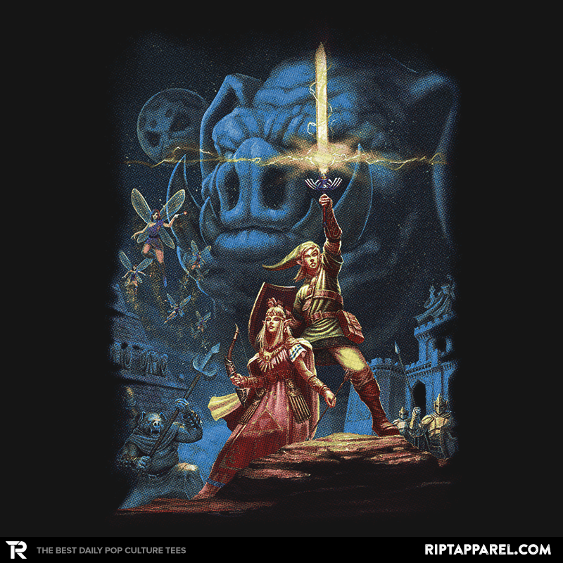Link Wars - RIPT Apparel