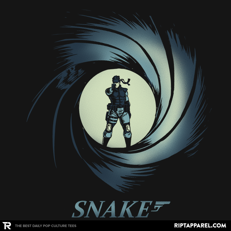 Snake, Solid Snake - Collection Image - RIPT Apparel