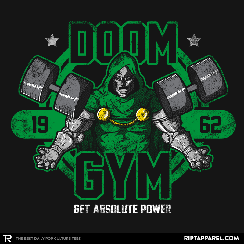 Doom Gym - Collection Image - RIPT Apparel