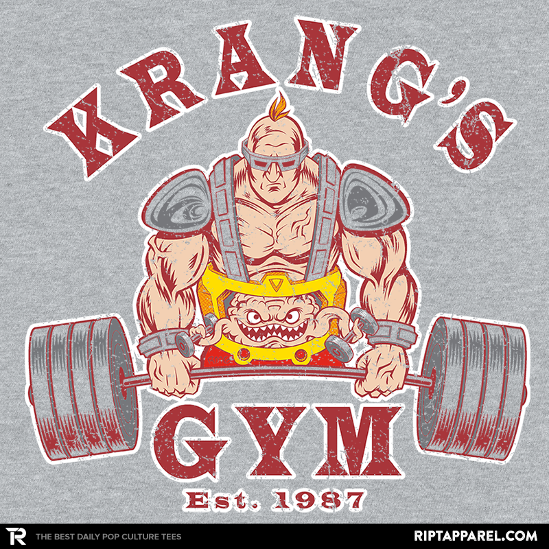 Krang's Gym - RIPT Apparel