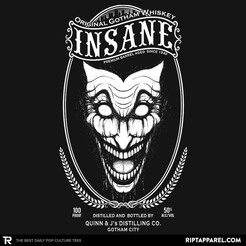 Insane Whiskey - RIPT Apparel
