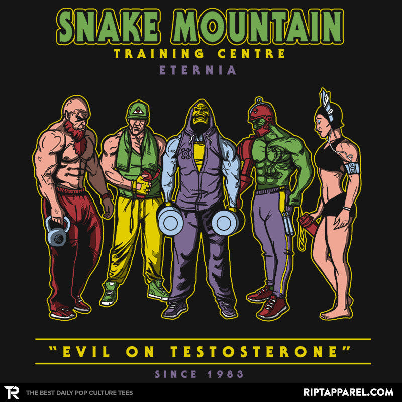 Evil on Testoterone - Collection Image - RIPT Apparel