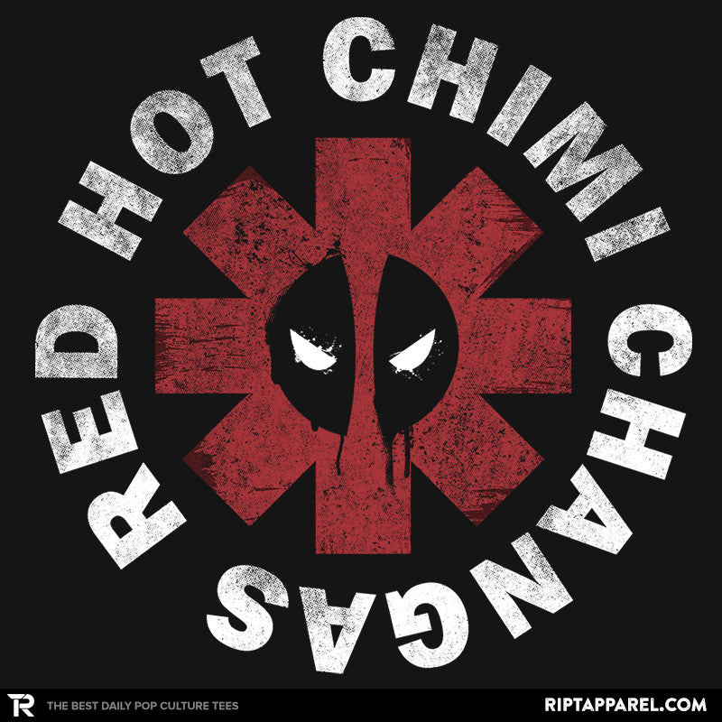 Red Hot Chimi Changas - Collection Image - RIPT Apparel