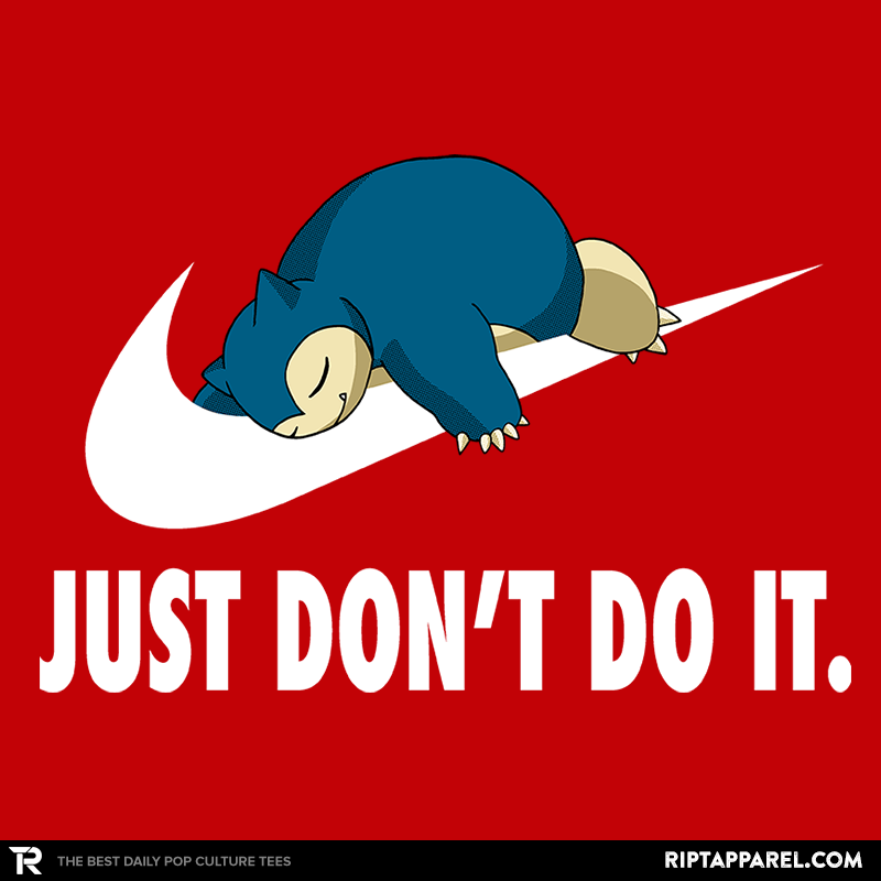 Just Don't Do It - Collection Image - RIPT Apparel