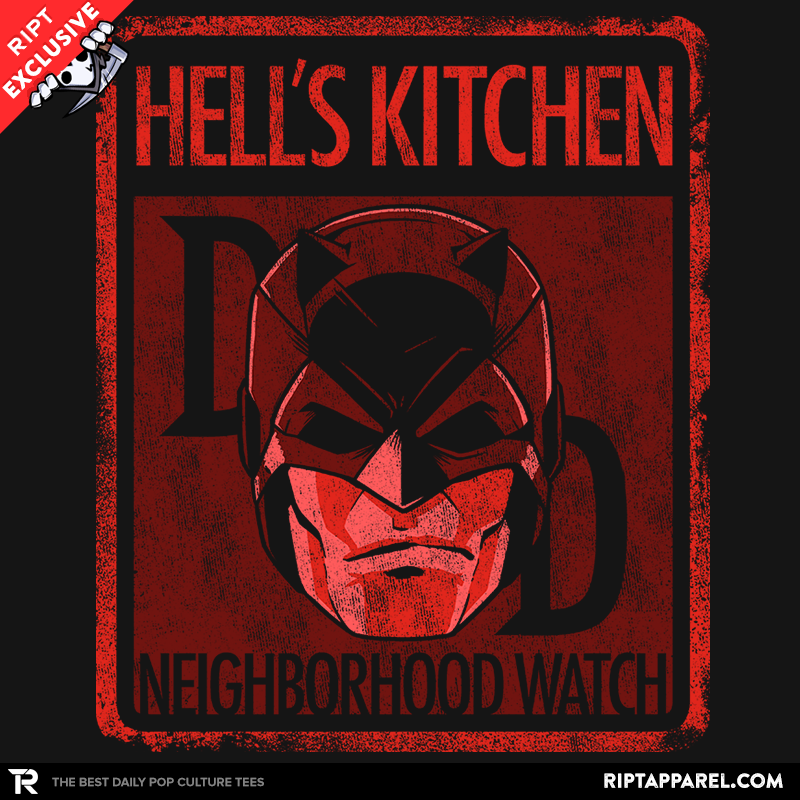 Hell's Kitchen Neighborhood Watch Exclusive - Collection Image - RIPT Apparel