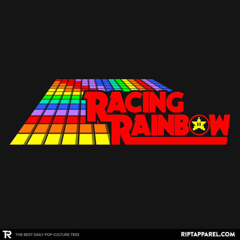 Racing Rainbow - RIPT Apparel