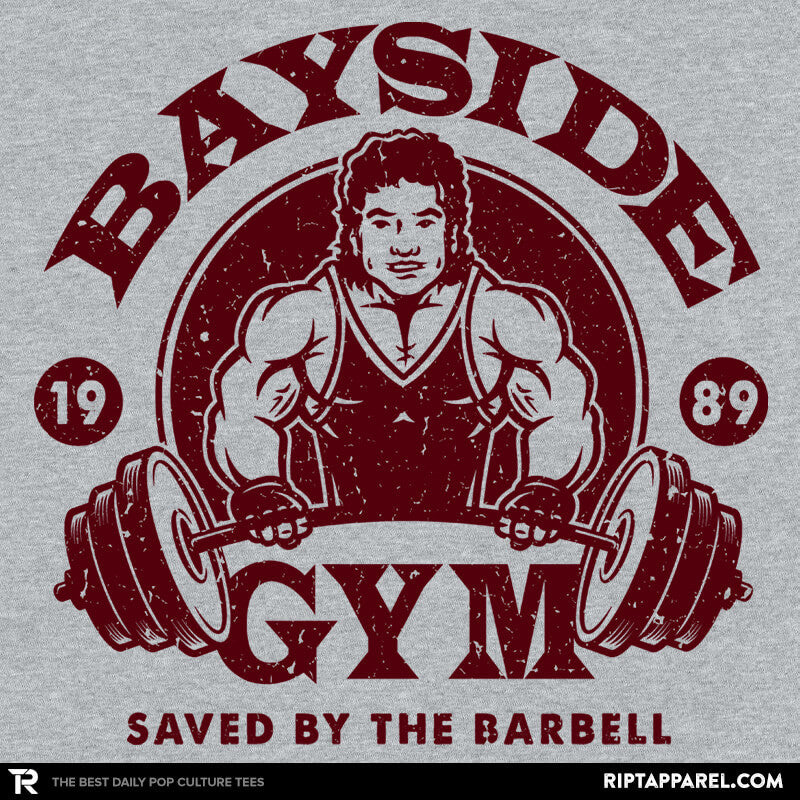 Saved By The Barbell - RIPT Apparel