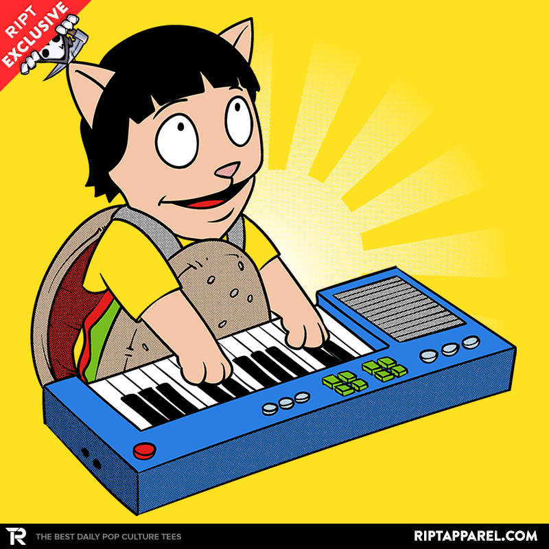 Keyboard Burger Cat - RIPT Apparel