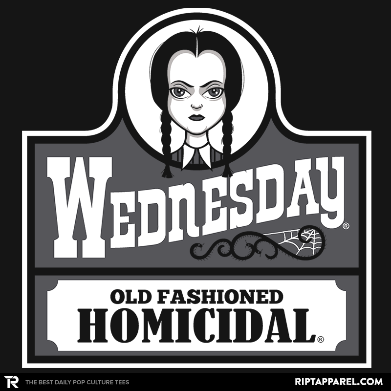 Old Fashioned Homicidal - RIPT Apparel