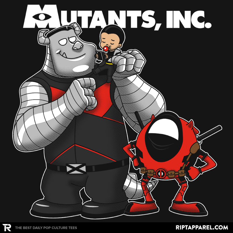 Mutants, Inc. - RIPT Apparel