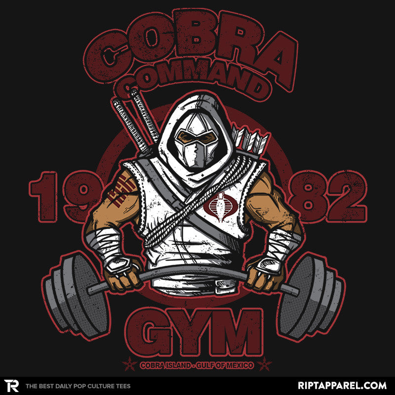 Cobra Command Gym - Collection Image - RIPT Apparel