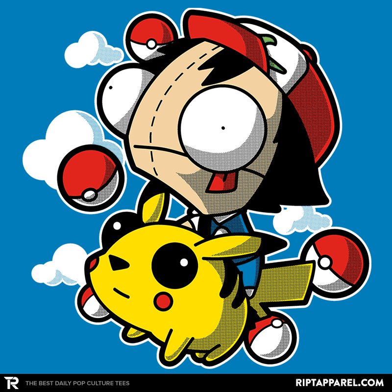 Invader Pokemon - Collection Image - RIPT Apparel