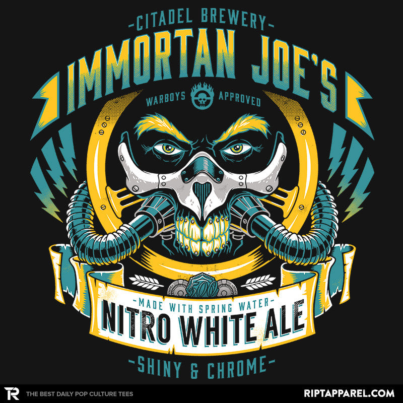 Nitro White Ale - Collection Image - RIPT Apparel
