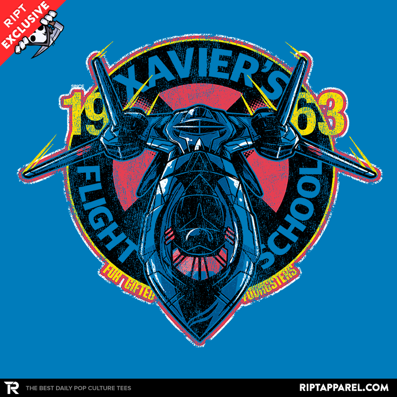 Xavier's Flight School - Collection Image - RIPT Apparel
